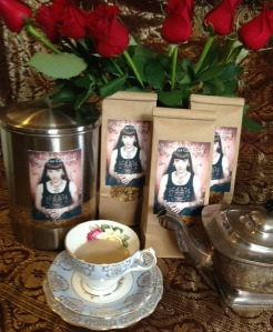 Psychic Sarah's Queen of Cups Chai II cropped