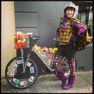Psychic Sarah & Her Chariot